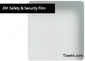 T11 3M SH2CLARL 安全防爆玻璃貼膜