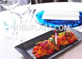 H01 西式菜式
