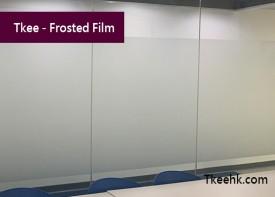 T01 R3505B 磨砂窗花貼 (闊 1.5m)