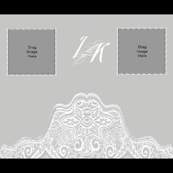 D11 時尚主題 (適用:背景板/邀請卡)