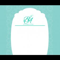 D15 家主題 (適用: 背景板/邀請卡)