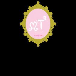 D23 古典主題婚禮 (適用: Diecut 婚宴Logo)