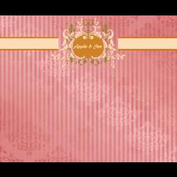 D35 粉紅主題 (適用:背景板/邀請卡)