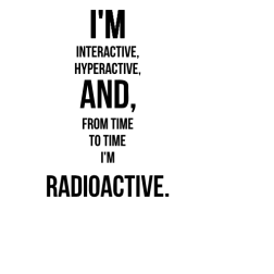 K02 RadioActive  (適用: 咕臣/環保袋/T-shirt)