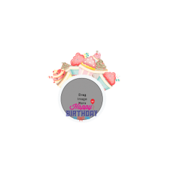 E26 蛋糕主題 (適用: Logo)