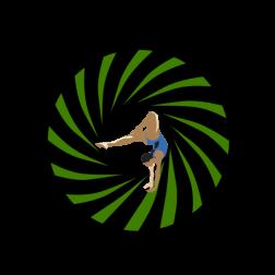L05 體操活動 (適用:t-shirt/環保袋)