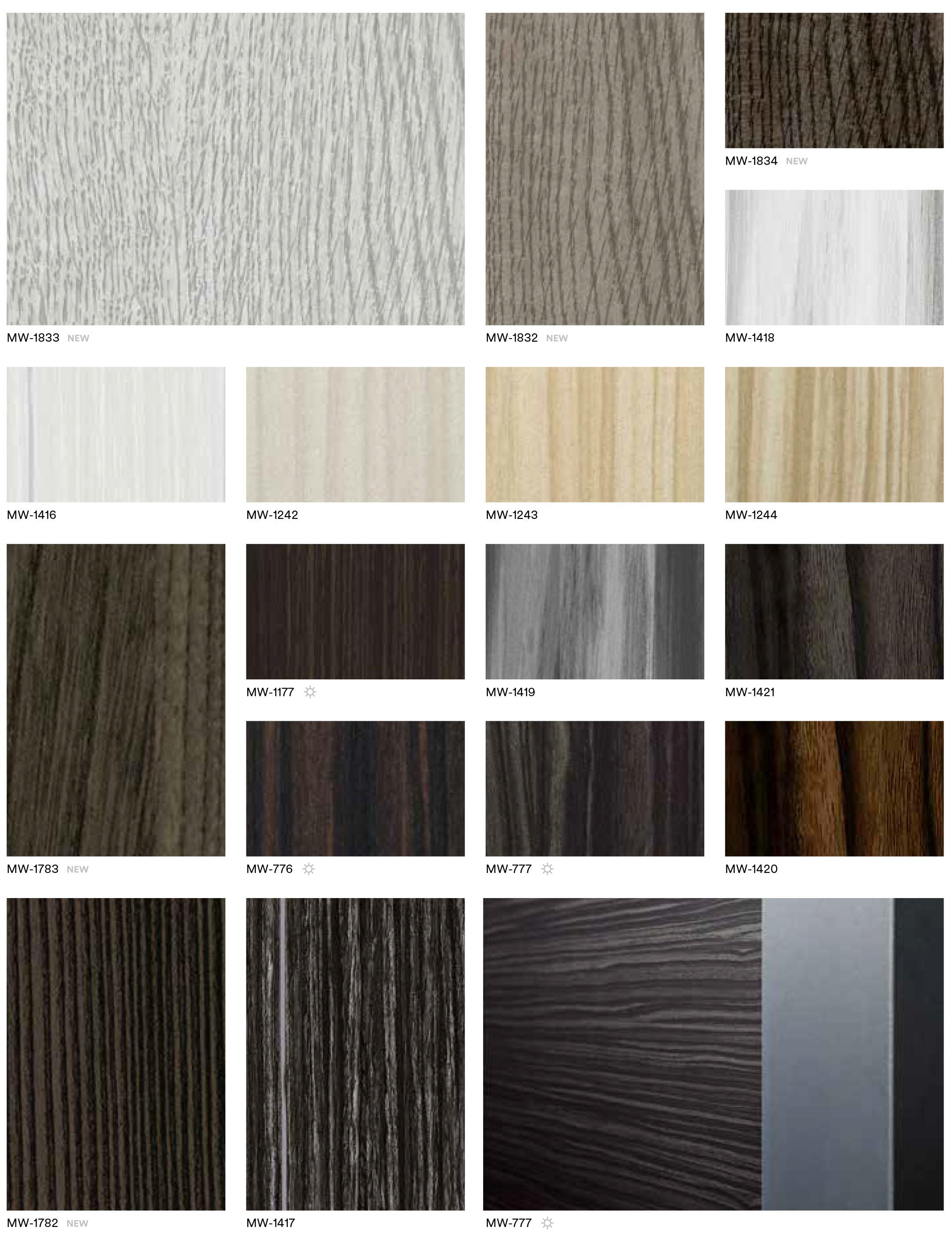 3M Metallic Wood